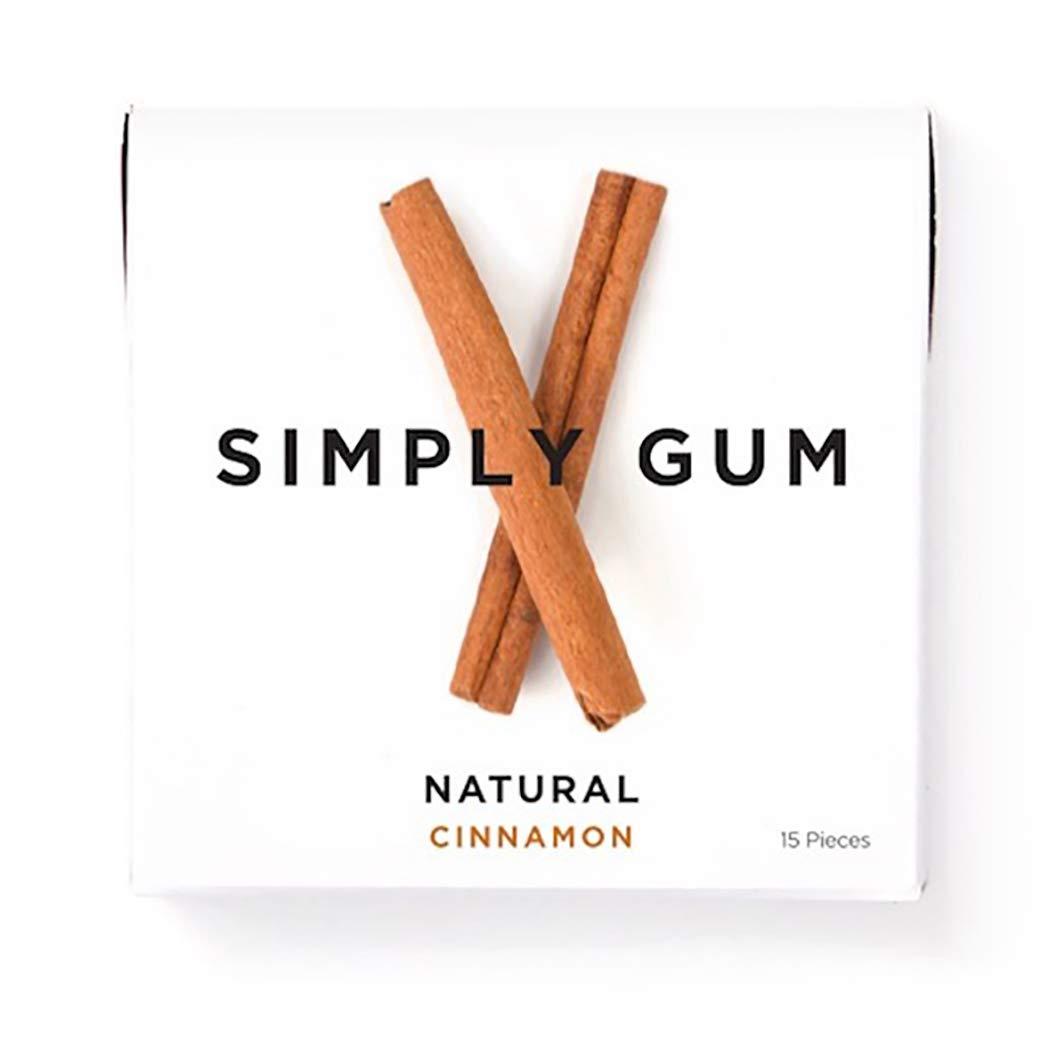 Plastikfreier Kaugummi | Zimt (Cinnamon)